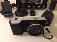 Blackmagic Pocket Cinema Camera + Extras