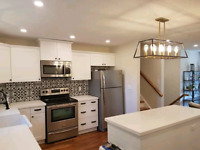 Imagine Renovations 647 985 1234 kitchens bathrooms basements
