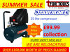 Air Compressor 24 Litre 1.5hp only £99.99 - also 50 / 100 / 200 litre by Jefferson & Sealey Belfast