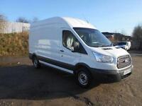 Ford Transit 2.2 Tdci 100Ps H3 Van DIESEL MANUAL WHITE (2014)