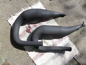 two sets of 700 cc? PSI RACING pipes/cans