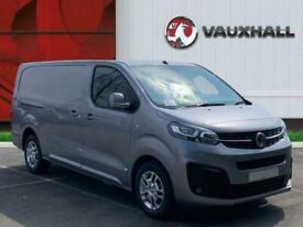 2020 Vauxhall Vivaro 1.5 Turbo D 2900 Sportive Panel Van 5dr Diesel Manual L2 H1