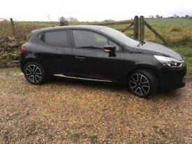 2016 (16) Renault Clio 1.5 dci Dynamique Nav (start/stop) BLACK tinted windows