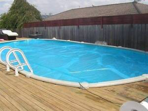 Driclad Above Ground Swimming Pool Burnie Burnie Area Preview