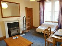 2 bedroom fully furnished first floor flat to rent on Orwell Place, Dalry, Edinburgh