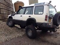 Landrover discovery 300tdi With Extras