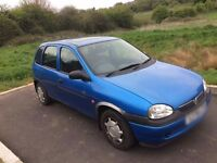 Vauxhall corsa SPARE OR REPAIRS