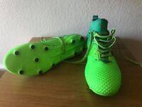 Football sock boots size 7