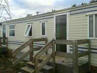 Willerby static caravan double glazing gas central heating