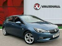 2016 Vauxhall Astra 1.4i Turbo Sri Hatchback 5dr Petrol 150 Ps Hatchback PETROL