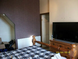 Large Fully Furnished double room for rent in shared house