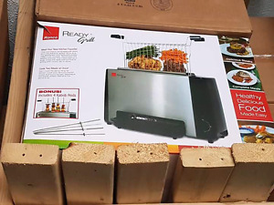 Grill The Vertical, Indoor, Smokeless Grill