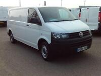 Volkswagen Transporter T28 SWB 2.0TDI 102PS VAN DIESEL MANUAL WHITE (2014)