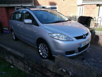 Mazda 5 TS2 1.8 7 seater people carrier