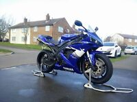 Yamaha R1 2005 5VY Immaculate Example