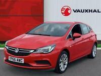 2016 Vauxhall Astra 1.4i Energy Hatchback 5dr Petrol 100 Ps Hatchback PETROL Man