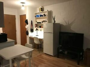 Appartement  2 1/2 style studio DRUMMONDVILLE
