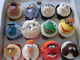 Cupcakes for a birthday