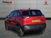 2021 Vauxhall CROSSLAND 1.2 Se Suv 5dr Petrol Manual s/s 83 Ps Hatchback PETROL