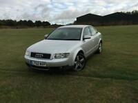Audi A4 2.5 TDI automatic