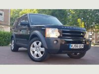 Land Rover Discovery 3 2.7 TD V6 HSE SUV 5dr Diesel Automatic ((FSH+SAT NAV+9M MOT+7 SEATER))