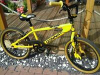 Bmx donnay makes this bike is as new very very good condition
