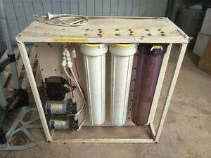 Commercial Reverse Osmosis Unit for Aquarium or Window Washer Yankalilla Yankalilla Area Preview