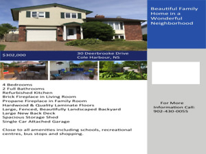 Beautiful Family Home in Awesome Neighbourhood-Move In Ready!