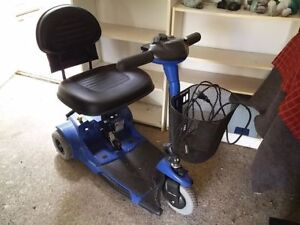Electric scooter - Reduced
