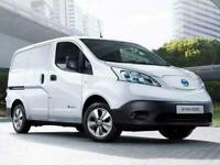 2020 Nissan E-NV200 80KW 40KWH TEKNA AUTO PANEL VAN ELECTRIC Automatic