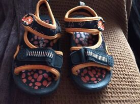 Dinosaur Sandals - Infant