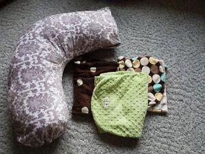 Posh n' Plush Nursing Pillow