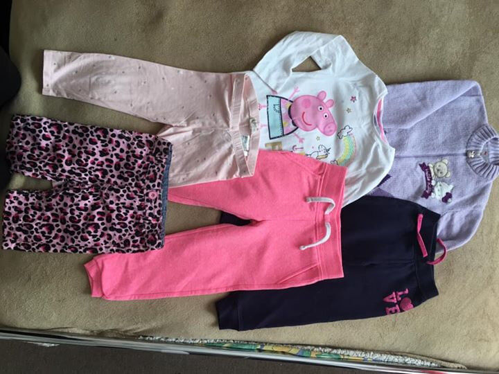 04772bc23483 4-5 years girls clothes