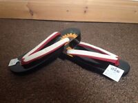 Traditional Japanese Shoes Geta Size 6. New, unworn, with tags. Bought in Japan.