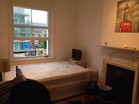 Furnished Double Room in NW London