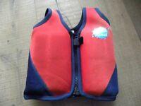 childs swim vests 1/3years