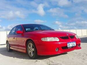 2001 Holden Commodore Sedan Joondalup Area Preview