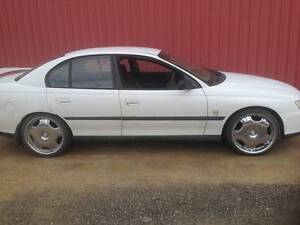 2002 Holden Commodore Sedan Moama Murray Area Preview