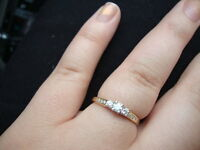 $600.00 Engagement Ring