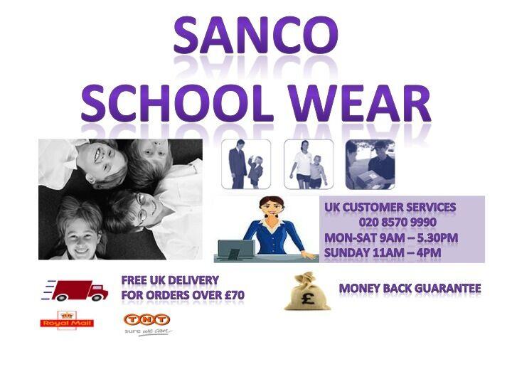sancoschoolwear