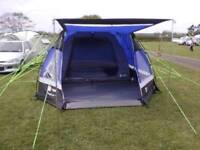 HiGear Caplan 5 Tent + Extras