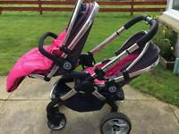 I-Candy Double Buggy