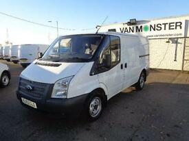 Ford Transit Low Roof Van Tdci 100Ps DIESEL MANUAL WHITE (2013)
