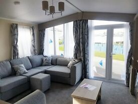 STUNNING 6 BERTH CARAVAN FOR SALE! DOUBLE GLAZING! CENTRAL HEATING! BEAUTIFUL PITCHES AND VIEWS!