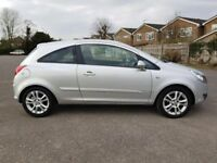 2007 Vauxhall Corsa 1.2 Manual 3Doors With Long MOT PX Welcome