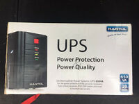 BRAND NEW HANTOL UPS POWER SYSTEM FOR Laptops and PC