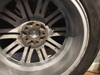 19 in alloys wheels