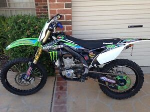 Kawasaki kxf 450 2013 model CHEAP!!! Need gone taking room in shed Maitland Maitland Area Preview
