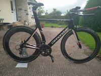Cannondale Slice TT Bike Ultegra Missile Evo
