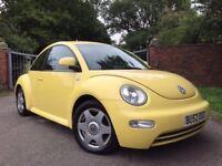 Volkswagen Beetle 1.6 - 12 MONTHS MOT - JUST SERVICED - DRIVE AWAY TODAY